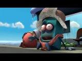 Фестиваль Голландского короткометражного кино «Klik» - Chump and Clump